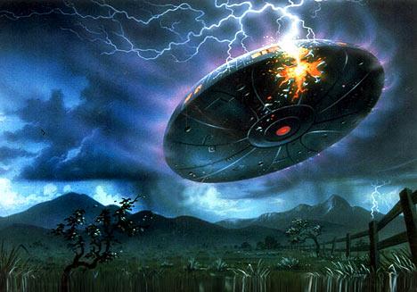 История НЛО. Как все начиналось.